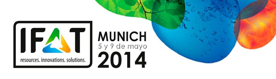 Feria Internacional IFAT 2014